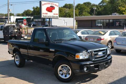 2008 Ford Ranger for sale at GLADSTONE AUTO SALES    GUARANTEED CREDIT APPROVAL in Gladstone MO