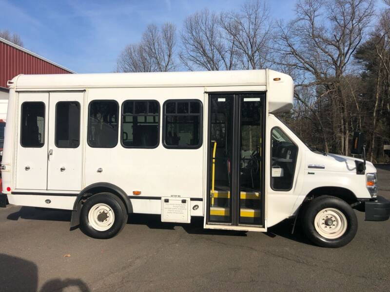 2014 Ford E-Series Chassis for sale at Automotive Fleet Remarketing Inc. in Windsor Locks CT