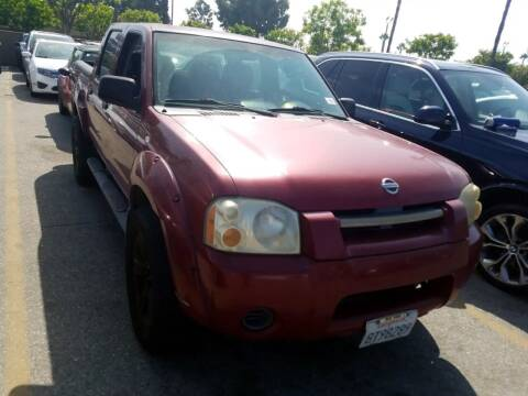 2004 Nissan Frontier for sale at McHenry Auto Sales in Modesto CA