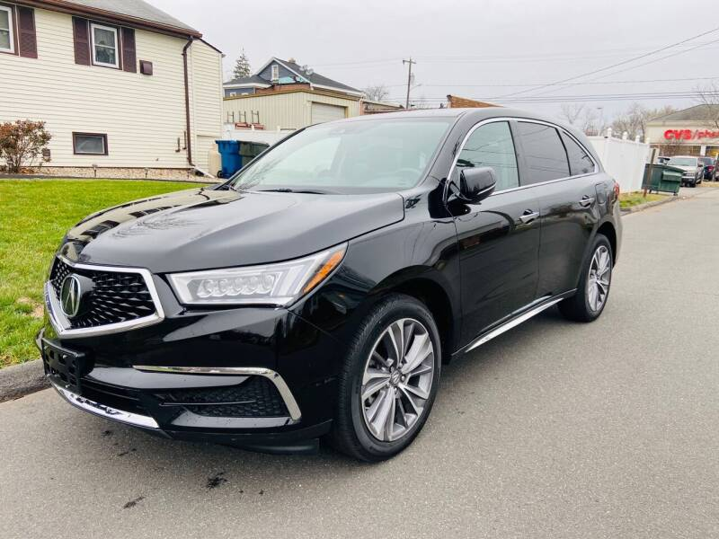 2018 Acura MDX for sale at Kensington Family Auto in Kensington CT