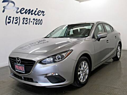 2016 Mazda MAZDA3 for sale at Premier Automotive Group in Milford OH
