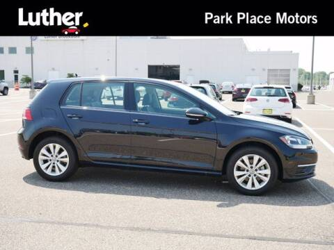 2020 Volkswagen Golf for sale at Park Place Motor Cars in Rochester MN