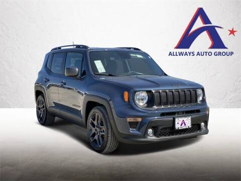 2021 Jeep Renegade for sale at ATASCOSA CHRYSLER DODGE JEEP RAM in Pleasanton TX