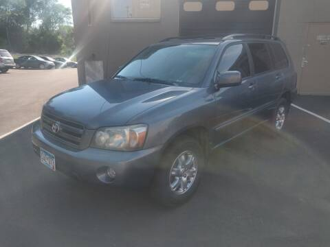 2007 Toyota Highlander for sale at Whi-Con Auto Brokers in Shakopee MN