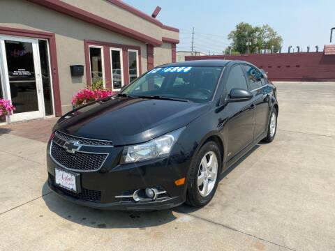 2012 Chevrolet Cruze for sale at Sexton's Car Collection Inc in Idaho Falls ID