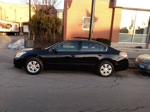 2012 Nissan Altima for sale at 5 Stars Auto Service and Sales in Chicago IL