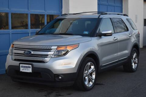 2011 Ford Explorer for sale at IdealCarsUSA.com in East Windsor NJ