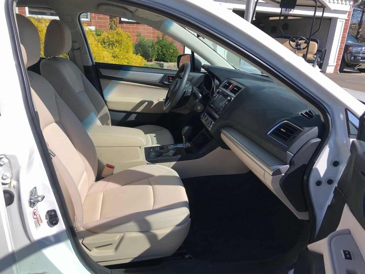 2019 Subaru Legacy 4dr Car