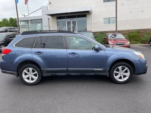 2013 Subaru Outback for sale at Bill Gatton Used Cars - BILL GATTON ACURA MAZDA in Johnson City TN