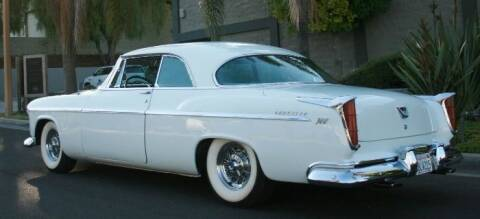 1955 Chrysler 300 for sale at Classic Car Deals in Cadillac MI