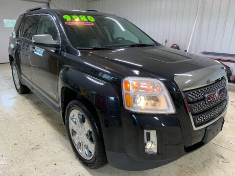 2011 GMC Terrain for sale at SMS Motorsports LLC in Cortland NY