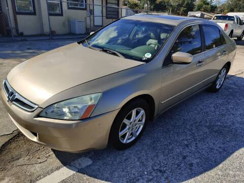 2004 Honda Accord for sale at Advance Import in Tampa FL