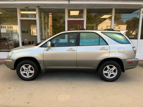 2002 Lexus RX 300 for sale at O'Connell Motors in Framingham MA