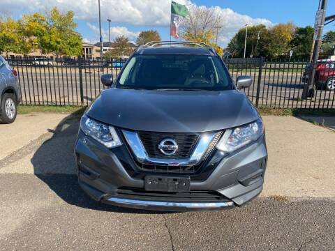 2017 Nissan Rogue for sale at Minuteman Auto Sales in Saint Paul MN