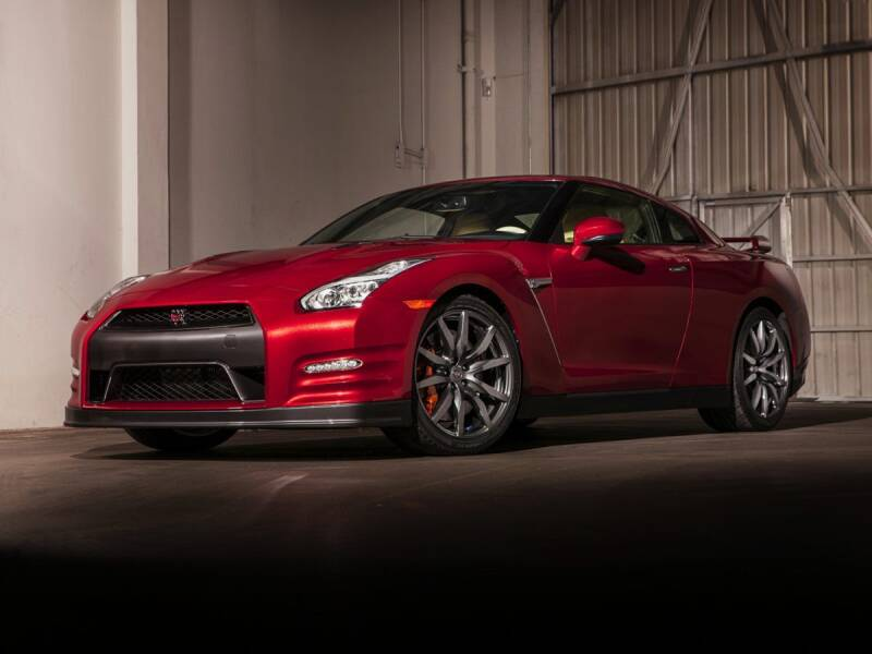 2016 Nissan GT-R for sale at Mercedes-Benz of North Olmsted in North Olmsted OH