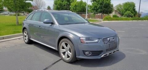 2013 Audi Allroad for sale at Classic Car Deals in Cadillac MI