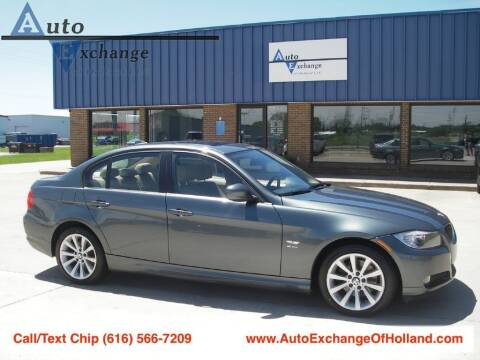 2011 BMW 3 Series for sale at Auto Exchange Of Holland in Holland MI