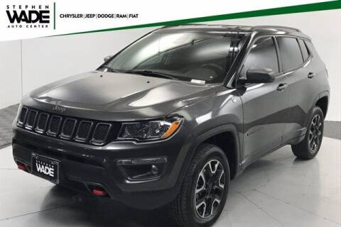 2019 Jeep Compass for sale at Stephen Wade Pre-Owned Supercenter in Saint George UT