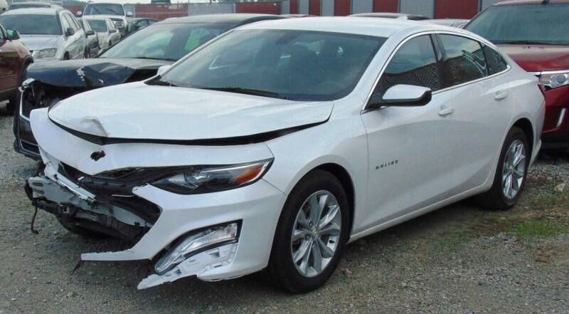 2019 Chevrolet Malibu for sale at Kenny's Auto Wrecking in Lima OH