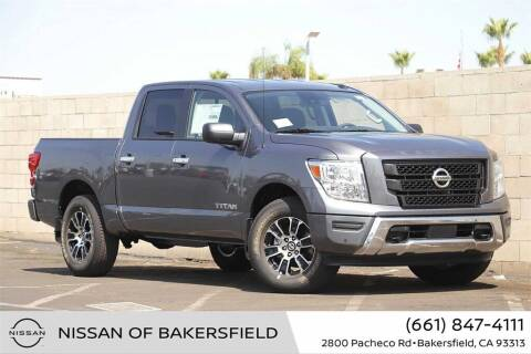 2021 Nissan Titan for sale at Nissan of Bakersfield in Bakersfield CA
