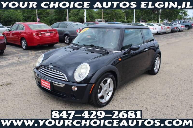 2006 MINI Cooper for sale at Your Choice Autos - Elgin in Elgin IL