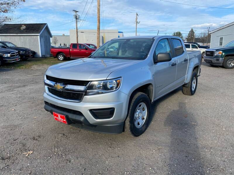 2015 Chevrolet Colorado for sale at AutoMile Motors in Saco ME