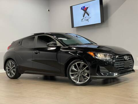 2020 Hyundai Veloster for sale at TX Auto Group in Houston TX