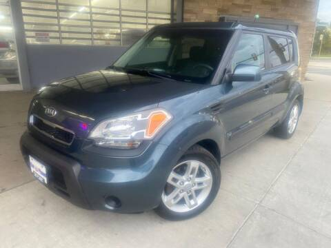 2011 Kia Soul for sale at Car Planet Inc. in Milwaukee WI