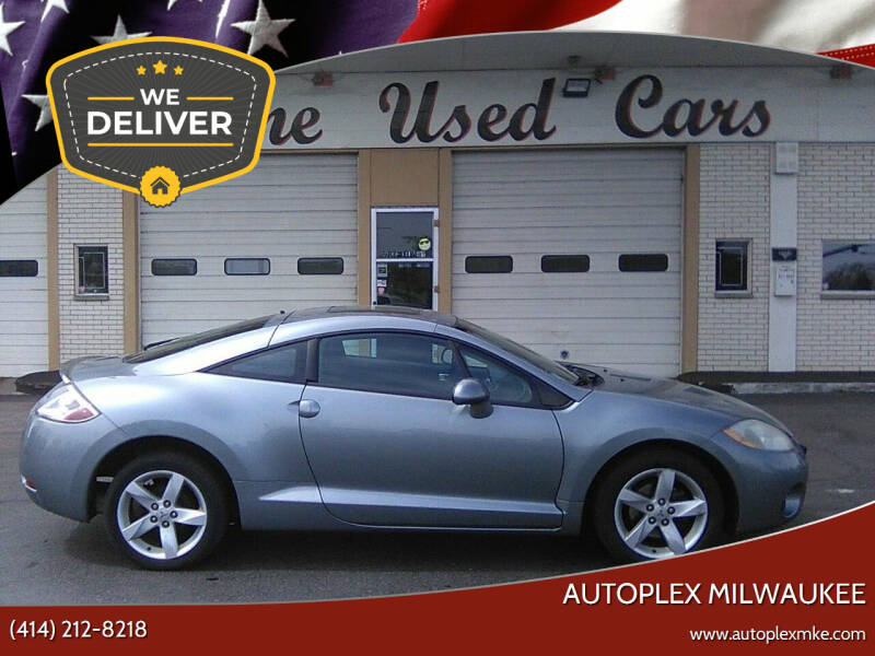 2007 Mitsubishi Eclipse for sale at Autoplex Milwaukee in Milwaukee WI