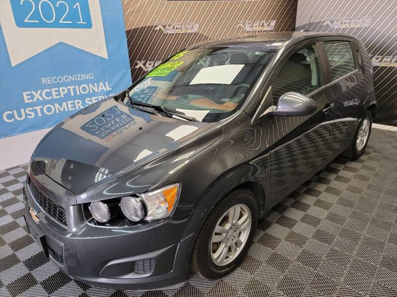2015 Chevrolet Sonic for sale at X Drive Auto Sales Inc. in Dearborn Heights MI
