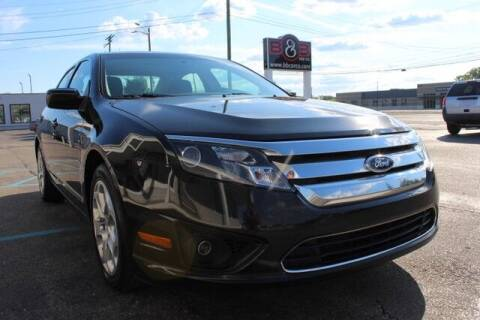 2010 Ford Fusion for sale at B & B Car Co Inc. in Clinton Twp MI