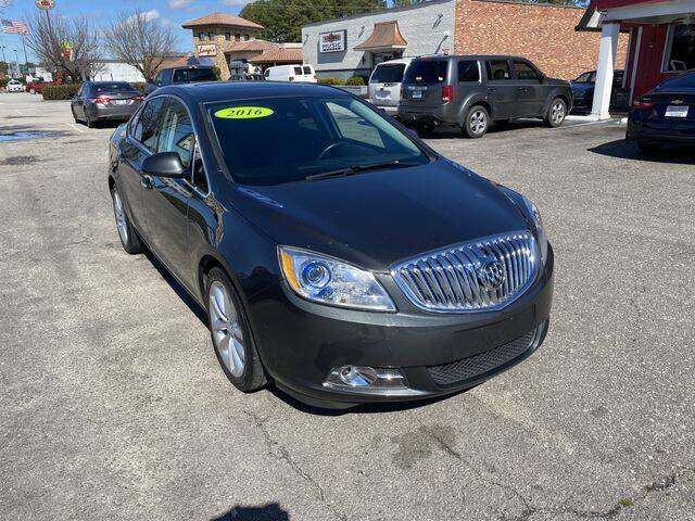 2016 Buick Verano for sale at Sell Your Car Today in Fayetteville NC