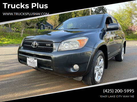 2006 Toyota RAV4 for sale at Trucks Plus in Seattle WA