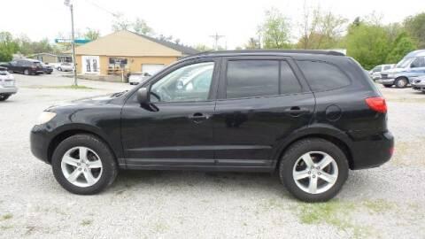 2009 Hyundai Santa Fe for sale at Tates Creek Motors KY in Nicholasville KY