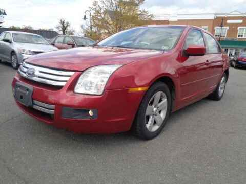 2008 Ford Fusion for sale at Purcellville Motors in Purcellville VA