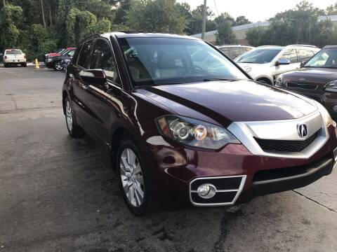 2011 Acura RDX for sale at Magic Motors Inc. in Snellville GA