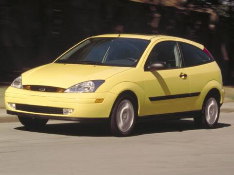2003 Ford Focus for sale at Sam Leman Toyota Bloomington in Bloomington IL