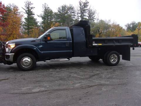 2013 Ford F-350 Super Duty for sale at Mark's Discount Truck & Auto Sales in Londonderry NH