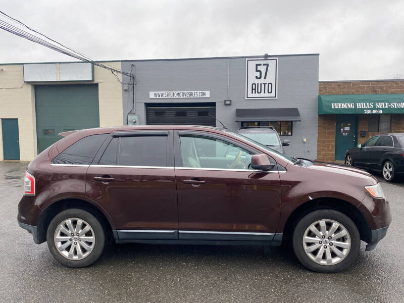 2009 Ford Edge for sale at 57 AUTO in Feeding Hills MA