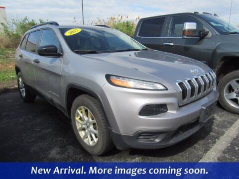 2017 Jeep Cherokee for sale at East Syracuse Performance Sales & Service in Syracuse NY