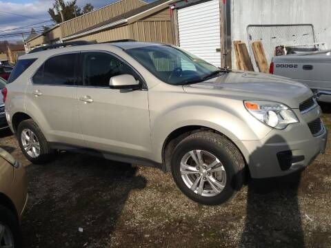 2011 Chevrolet Equinox for sale at Jim's Hometown Auto Sales LLC in Byesville OH