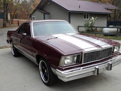 1978 GMC Caballero for sale at Classic Car Deals in Cadillac MI