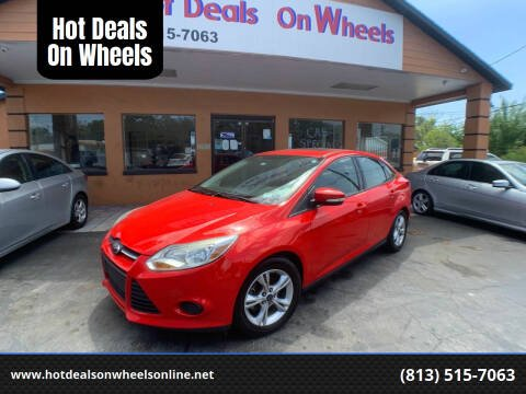 2014 Ford Focus for sale at Hot Deals On Wheels in Tampa FL