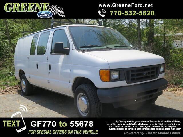 2004 Ford E-Series Cargo for sale at Nerd Motive, Inc. - NMI in Atlanta GA