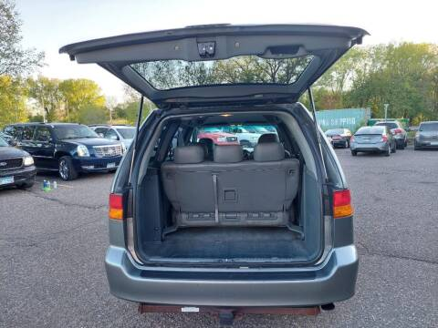 2002 Honda Odyssey for sale at Family Auto Sales in Maplewood MN