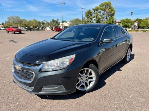 2016 Chevrolet Malibu Limited for sale at DR Auto Sales in Glendale AZ