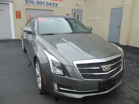 2017 Cadillac ATS for sale at Small Town Auto Sales in Hazleton PA