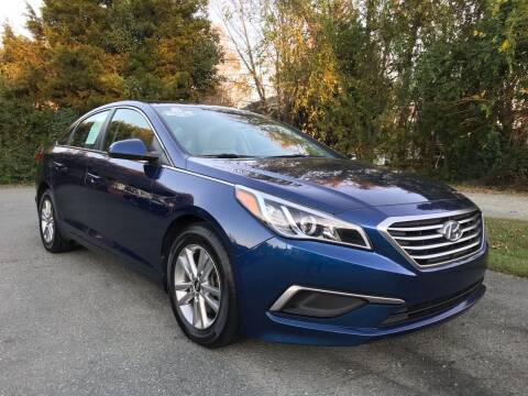 2016 Hyundai Sonata for sale at Pristine AutoPlex in Burlington NC