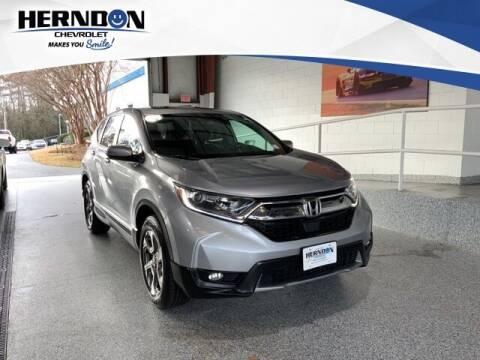 2019 Honda CR-V for sale at Herndon Chevrolet in Lexington SC