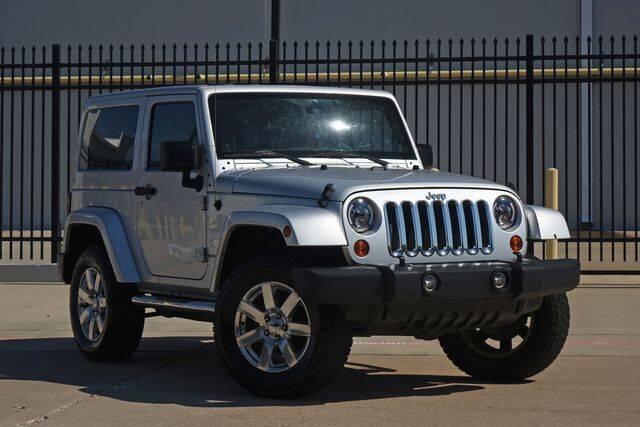 2011 Jeep Wrangler for sale in Plano, TX
